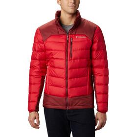 Columbia Autumn Park Veste En Duvet Homme, mountain red/red jasper
